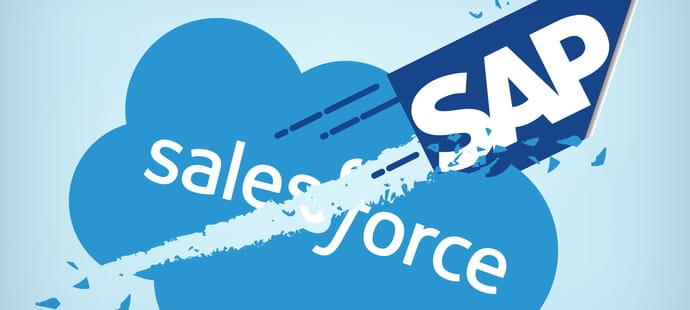 CRM: SAP déclare la guerre à Salesforce