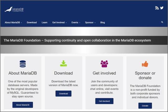 MariaDB, la base de données SQL qui défie Oracle