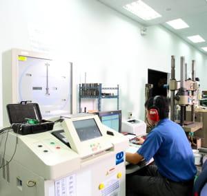 sgs est un géant mondial de la certification.