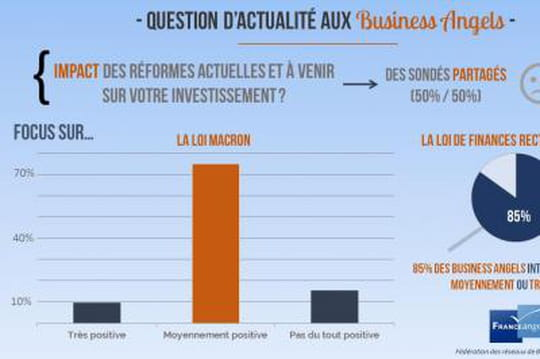 2014 : Plus de business angels mais moins de financements