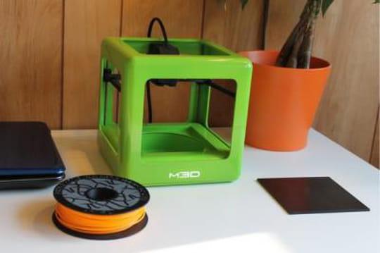 Une imprimante3D à 299dollars fait un carton sur Kickstarter
