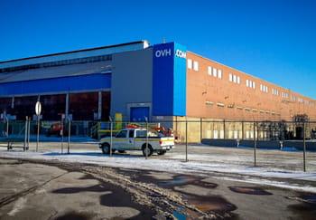 le data center canadien d'ovh est installé à proximité d'un barrage