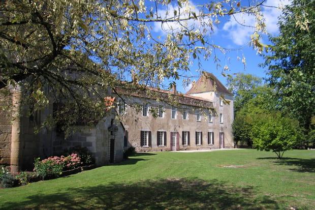 Un prieuré du 15esiècle...