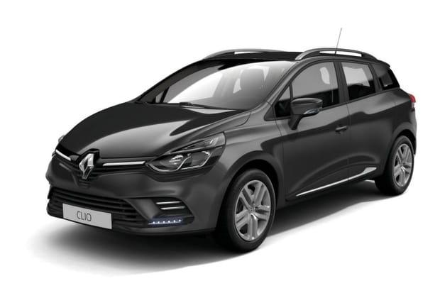 Renault Clio: numéro 1des ventes en entreprise