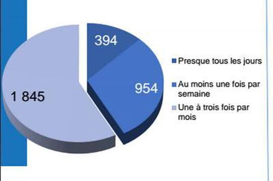 Plus de 3 millions d'acheteurs mobiles en France