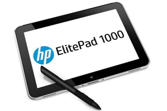 Mobile World Congress : HP dévoile deux tablettes pour les pros
