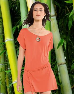 vêtement en bambou