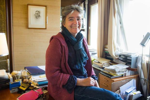 Christine Péjaudier, directrice