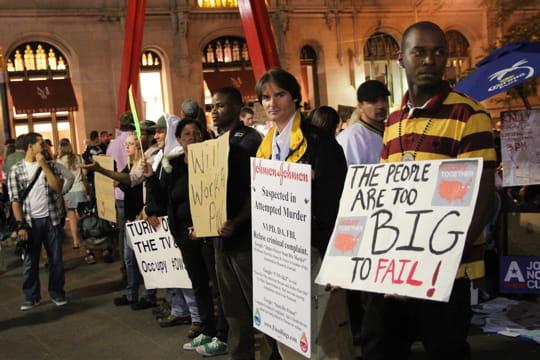 Occupy Wall Street: les 1001visages desindignés américains