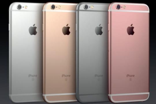 iPhone 6S et 6S Plus sont arrivés en boutique ce matin