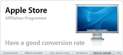 seule une marque extrêmement puissante comme apple peut se permettre d'appliquer