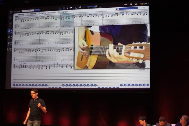 La plateforme pour musiciens Jellynote plebiscitée