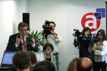 jean-françois vilotte, président de l'arjel a dévoilé le 8 juin la liste des 11