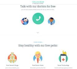 oscar propose un meilleur système d'assurance maladie.