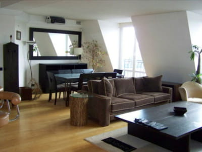 la photo d'un salon uploadée sur madeindesign.com