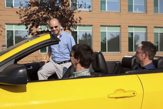 Covoiturage, autopartage : quel impact pour l'industrie automobile ?