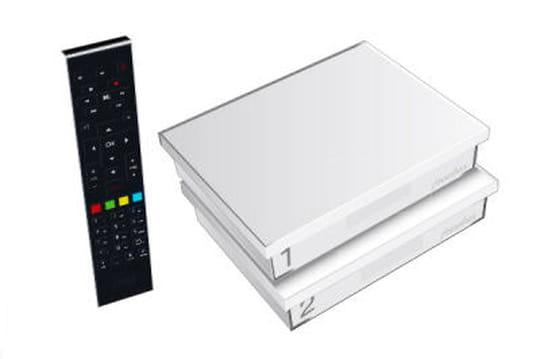 Free propose la Freebox Crystal à 2 euros par mois sur Vente-privee.com