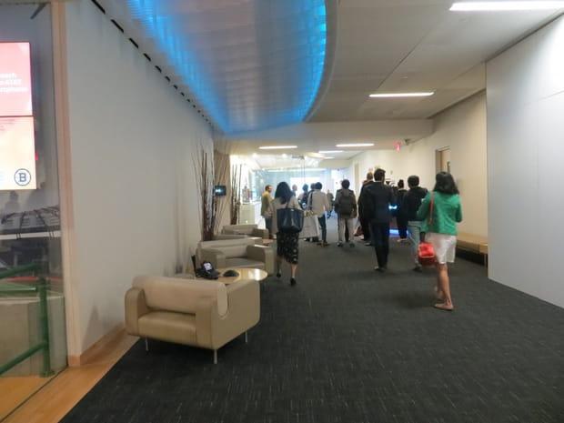 Le customer experience center