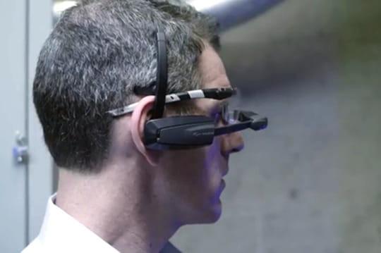 Google Glass : les nouvelles apps de SAP en vidéo