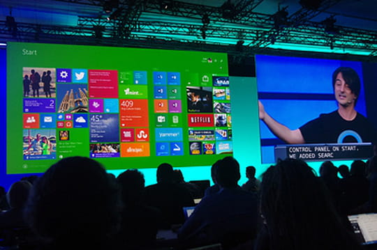 Windows 8.1 Update 1 : un OS pour mieux coller au non-tactile