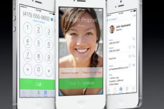 iOS 7: Apple rajeunit son système d'exploitation