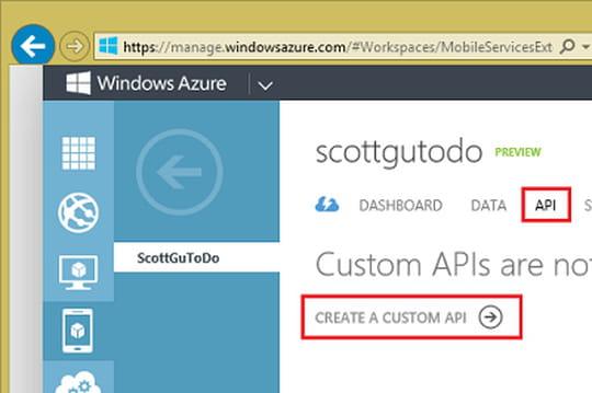 Créer des API sur Azure pour Android et iOS devient possible