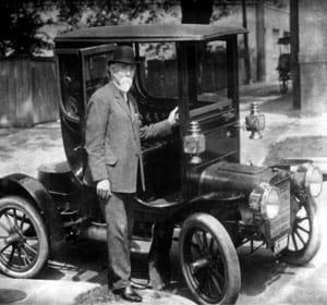 henry leland, en 1905.