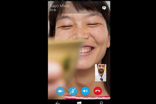 Le nouveau Skype fait une discrète entrée sur Windows 10