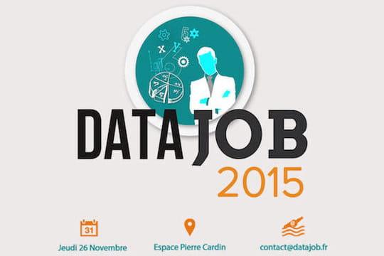 Datajob, le salon dédié à la data et au recrutement revient le 26novembre