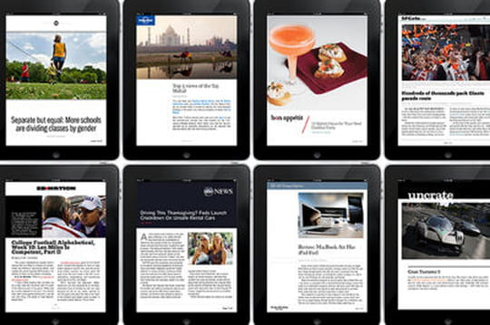 Ressuscité, Flipboard s'apprête à faire face au futur Apple News