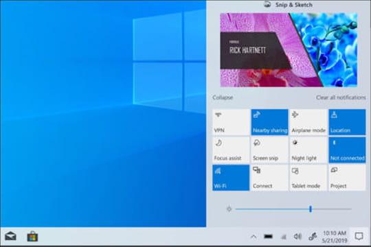 Windows 10: la 2e mise à jour bi-annuelle sur la rampe de lancement