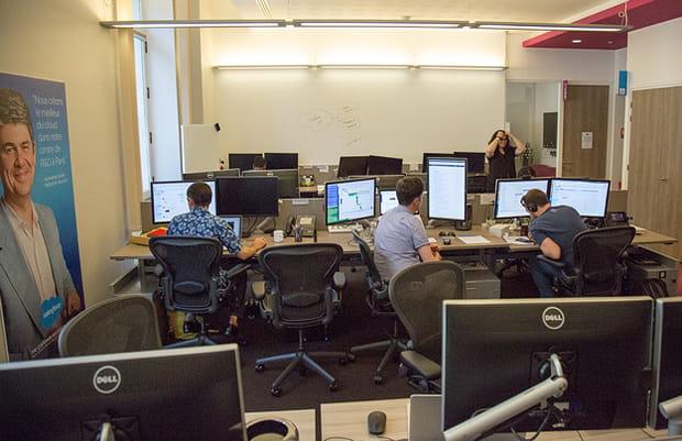 Le moteur de recherche de Salesforce est développé par les équipes françaises