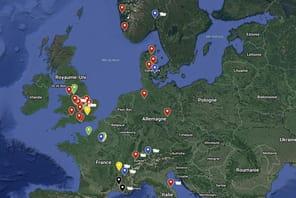 Appels d'offres trottinettes: quel opérateur en remporte le plus en Europe?