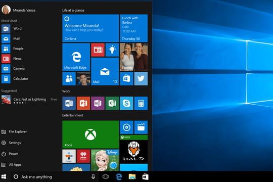 Windows 10October 2018Update sera la prochaine mise à jour de Windows