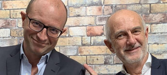 "Frédéric Daruty et Olivier Bonsart:""20Minutes va battre un record de rentabilité en 2018"""