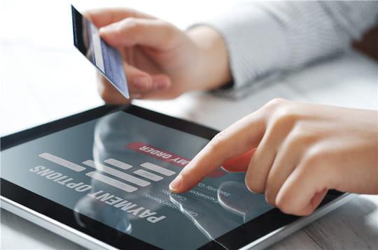 Chiffre d'affaires du e-commerce en France : 65milliards d'euros en 2015