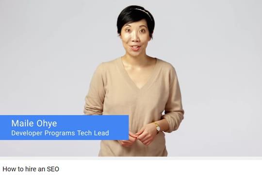 Pour Google, un SEO mettra 4à 12mois pour obtenir des résultats