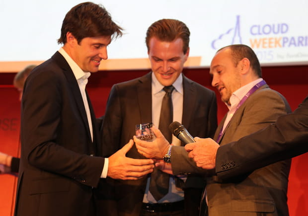 Trophée du meilleur cloud vertical : Opalexe (Oodrive)