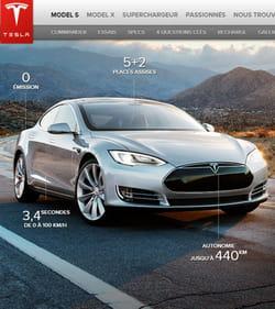 véhicules électriques par tesla motors.