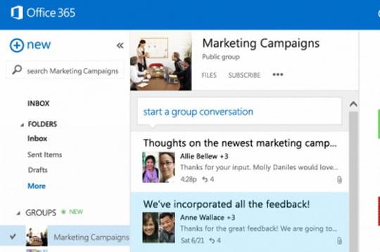Office 365 : cap sur la gestion de projet