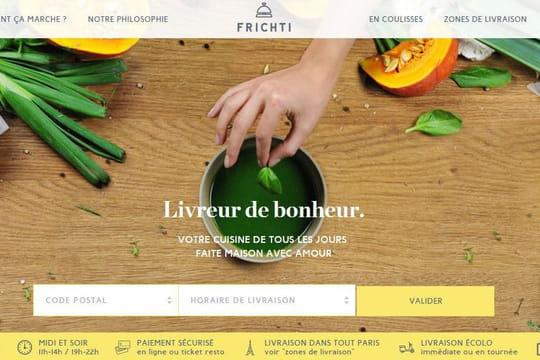 Livraison de repas : Frichti lève 12millions d'euros