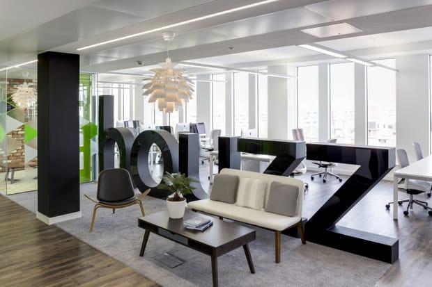 Un mobilier acheté sur Houzz