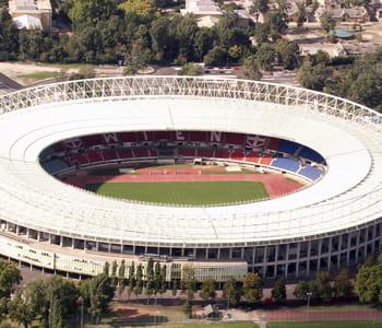 le stade de vienne, où se déroulera la finale de la compétition.