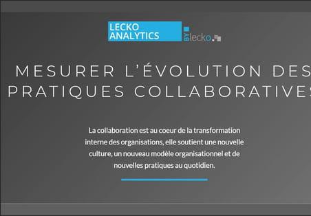 Lecko Analytics: une techno française pour monitorer la productivité