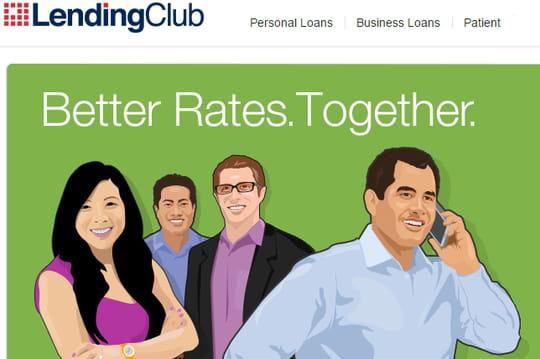 L'action Lending Club chute... parce que le crowdlending se développe
