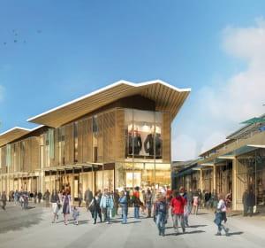 le centre commercial espace avaricum à bourges comprendra 31boutiques