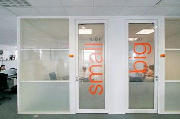 salles de réunion de taille variable ('big' ou 'small') au technocentre
