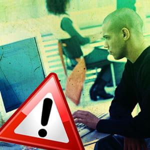 découvrez les risques qui planent au bureau.