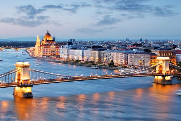 1re : Budapest, Hongrie, 40,34 £ (52,13 €)