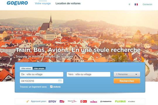 Le comparateur de transports allemand GoEuro lève 70millions de dollars